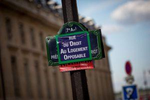 27 mars : manifestation pour le droit au logement en France et partout en Europe