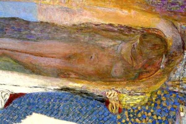 Bonnard, peintre solaire - nvo