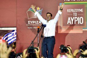 Second mandat pour Syriza