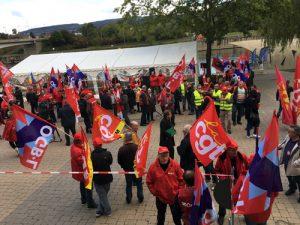 La coordination syndicale en mouvement