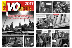 La VO Impôts 2017 est là