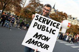 Les syndicats en ordre de bataille pour défendre les services publics