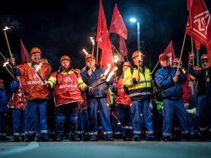 Les métallos arrachent un accord sur le temps de travail et les salaires