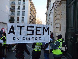 ATSEM : la grève reconductible pour se faire entendre