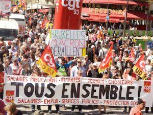 26 mai: marée populaire pour l'égalité, la justice sociale et la solidarité