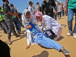 Gaza, non aux crimes de guerre israéliens