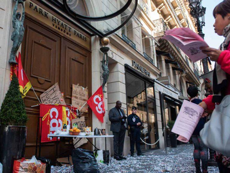 NVO, la Nouvelle Vie ouvriere, le magazine des militants de la CGT