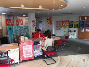 À La Courneuve, la boutique EDF rouverte par la CGT revivifie l'idée du service public