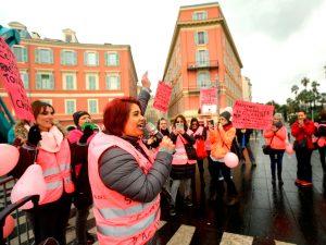 Les assistantes maternelles mobilisées pour leurs conditions de travail