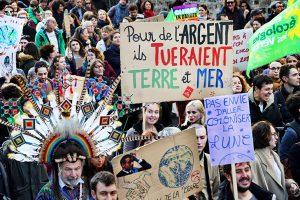 Greenwashing : banalisation d'une vitrine verte