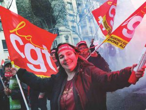 Des femmes à l'offensive : un 8 mars de combat pour l'égalité et la lutte contre discriminations
