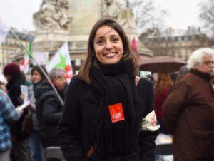 Sophie Binet : « Les images associées à la lutte restent très virilistes »