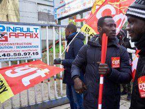DOCUMENT NVO - Des travailleurs sans-papiers, exploités dans le désamiantage, subissent les insultes racistes de leur employeur