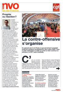 URIF 3577 - La contre-offensive s'organise face aux privatisations