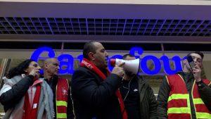 Les 19 et 20 avril, la CGT appelle à la grève contre une «boucherie sociale» dans la grande distribution