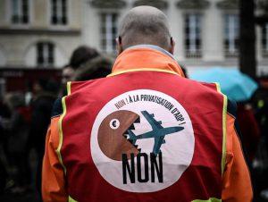 À Orly, élus et syndicats inaugurent l'acte II contre la privatisation d'ADP