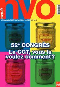 NVO 3579 – 52e Congrès - La CGT, vous la voulez comment?