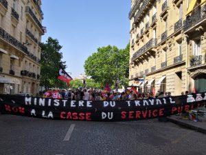 Les inspecteurs du travail mobilisés contre la ministre Muriel Pénicaud