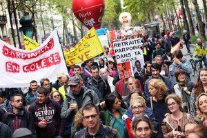 150 manifestations dans tout le pays : la réforme des retraites dans toutes les têtes