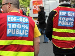 Plan Hercule : première grève nationale unitaire contre le démantèlement à EDF