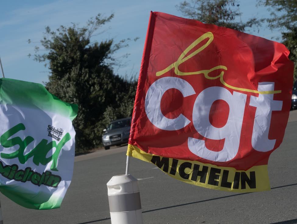 La CGT appelle à la grève sur tous les sites Michelin le 24 octobre