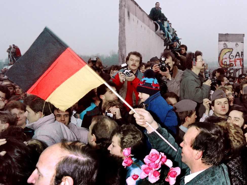 Chute du mur de Berlin en 1989 : fin de l'histoire ?