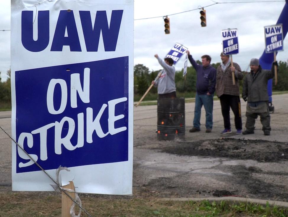 Grève historique chez General Motors