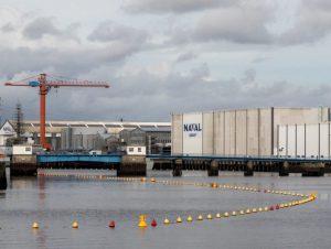 Naval Group : branle-bas de combat à l'Île Longue