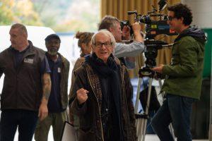 Rencontre avec Ken Loach pour son film We Missed You