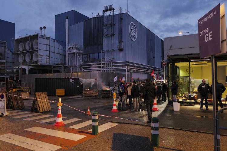 General Electric Belfort : la mobilisation prend de l'ampleur