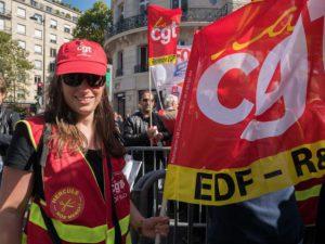 EDF : deuxième mobilisation unitaire pour le retrait du plan Hercule