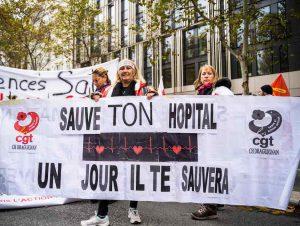 Le 16 juin, journée d'action nationale pour les soignants et l'hôpital public
