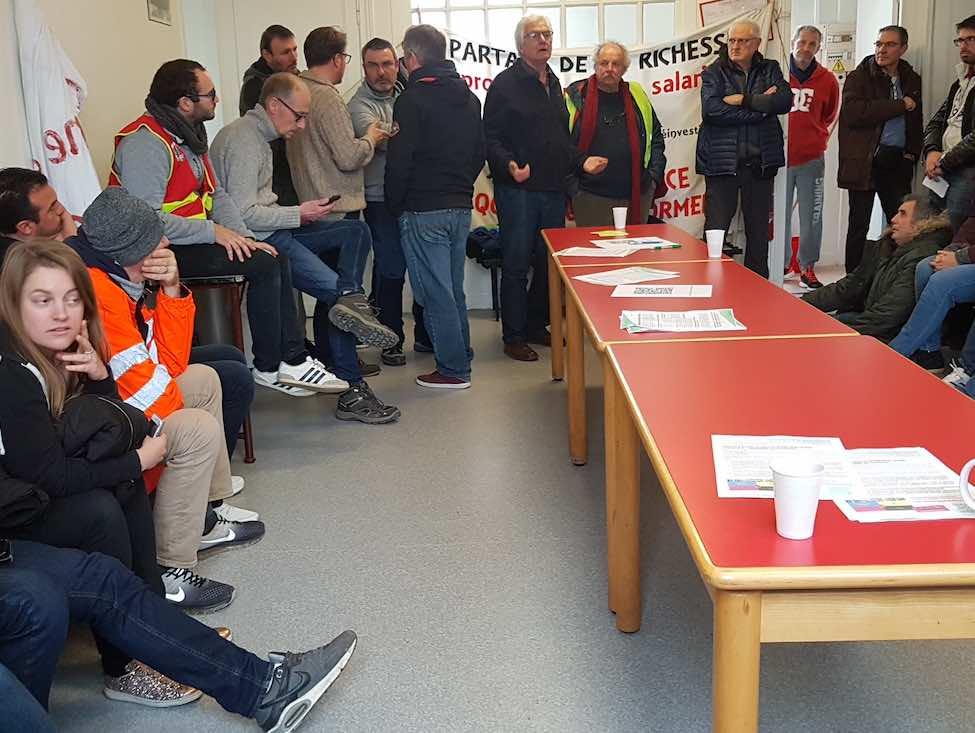 À Château-Thierry, une AG de convergences pour entamer la 2e semaine de mobilisation