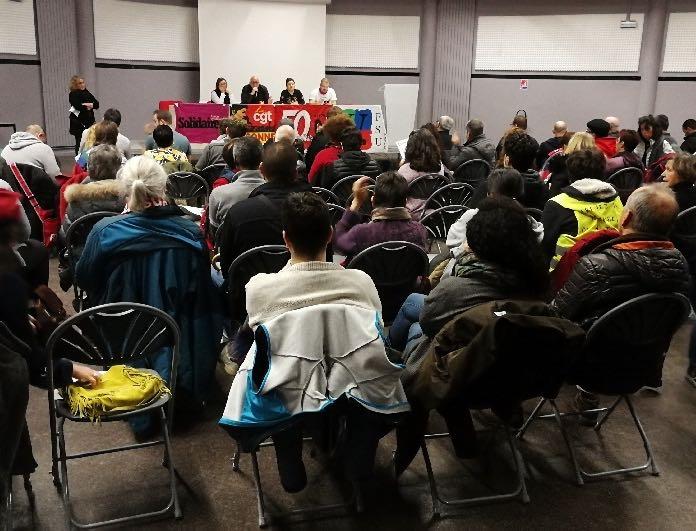 En Essonne, l'intersyndicale au taquet contre la réforme des retraites