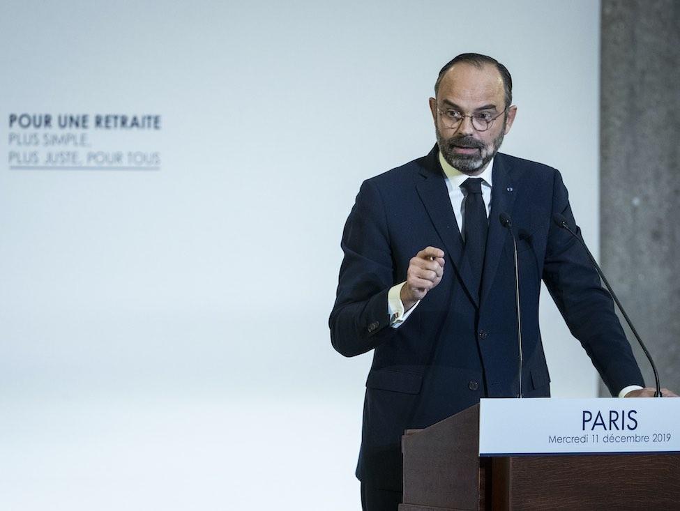 Édouard Philippe a livré le contenu de la réforme des retraites