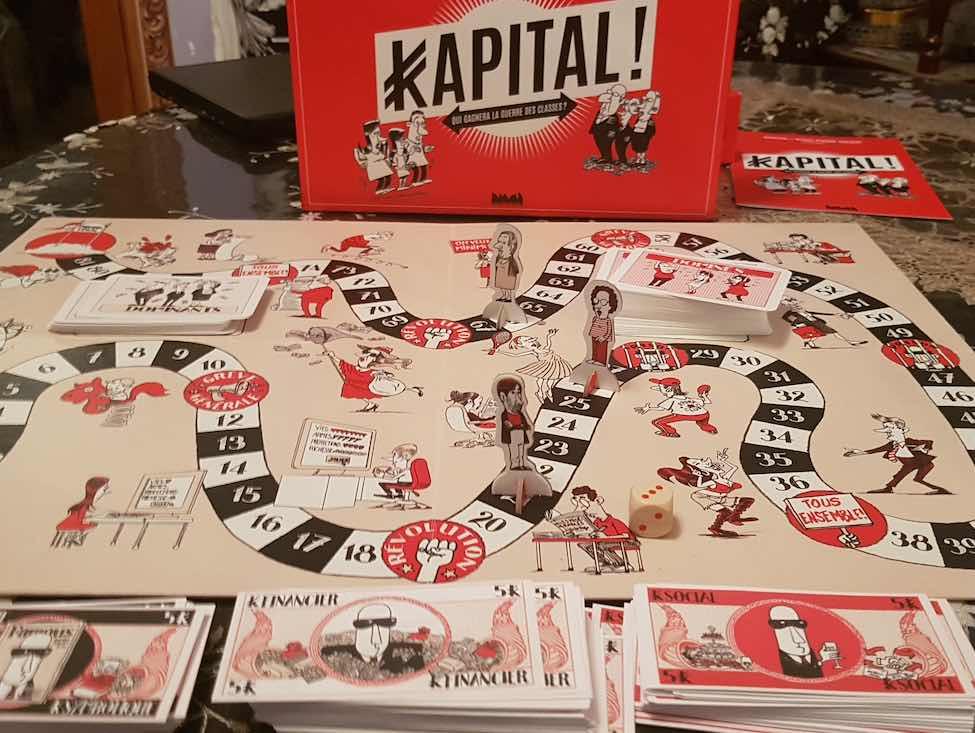 « Kapital ! » : l'anti-Monoply de la guerre des classes
