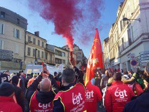 Énorme mobilisation contre le projet de réforme des retraites