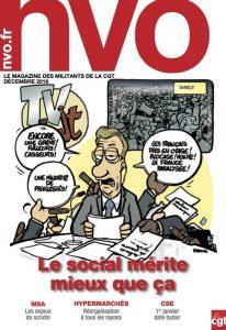 NVO 3584 - Le social mérite mieux que ça