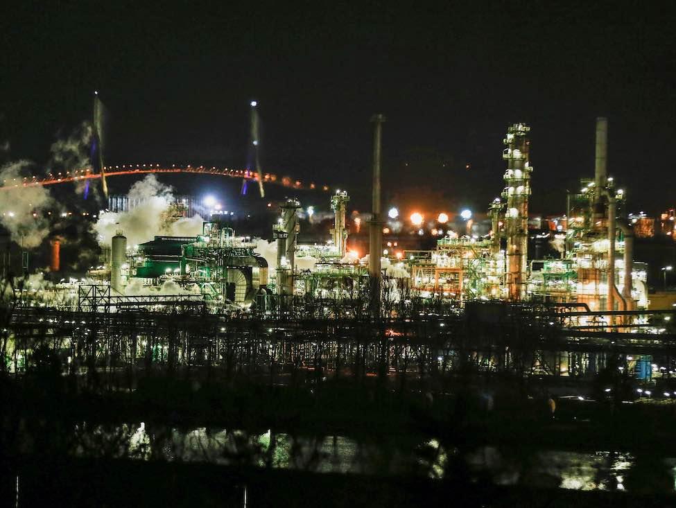 La fédération CGT de la chimie annonce que 7 raffineries françaises sur 8 sont bloquées