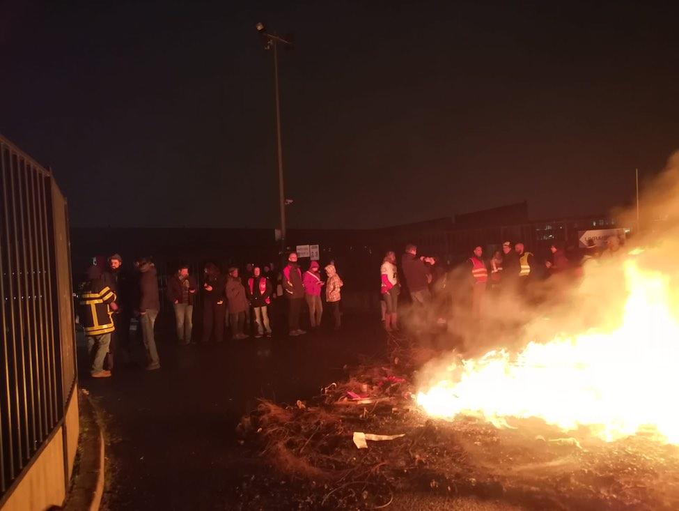 À Gennevilliers, la grève se durcit chez GRDF