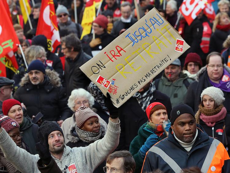Comment les syndicats maintiennent la pression contre le texte du gouvernement