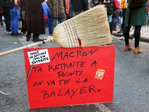 Détermination face au mépris gouvernemental, pour le 6e jour de mobilisation contre la réforme des retraites