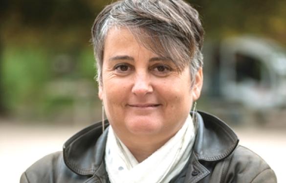 NVO La Nouvelle Vie Ouvrière le magazine des militants de la CGT Céline Verzeletti liberté de manifester violences policières