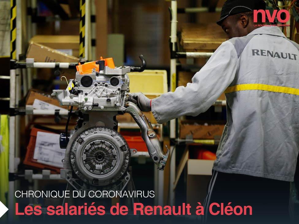 Chroniques du coronavirus : un salarié de Renault Cléon décède du Covid-19
