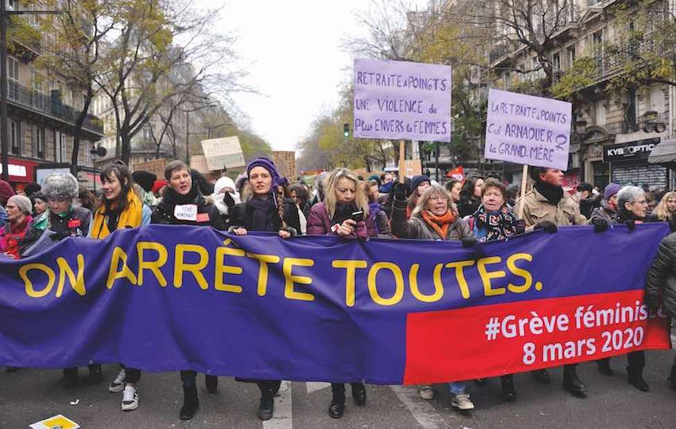 Vie privée, politique, travail : féministes pour changer la société