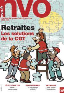 NVO 3587 - Retraites, les solutions de la CGT