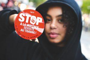 Face au fléau des violences sexistes, IndustriAll propose des séminaires web
