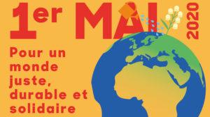 Initiatives syndicales tous azimuts pour un 1er mai confiné