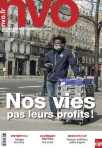 NVO 3588 - Nos vies, pas leurs profits