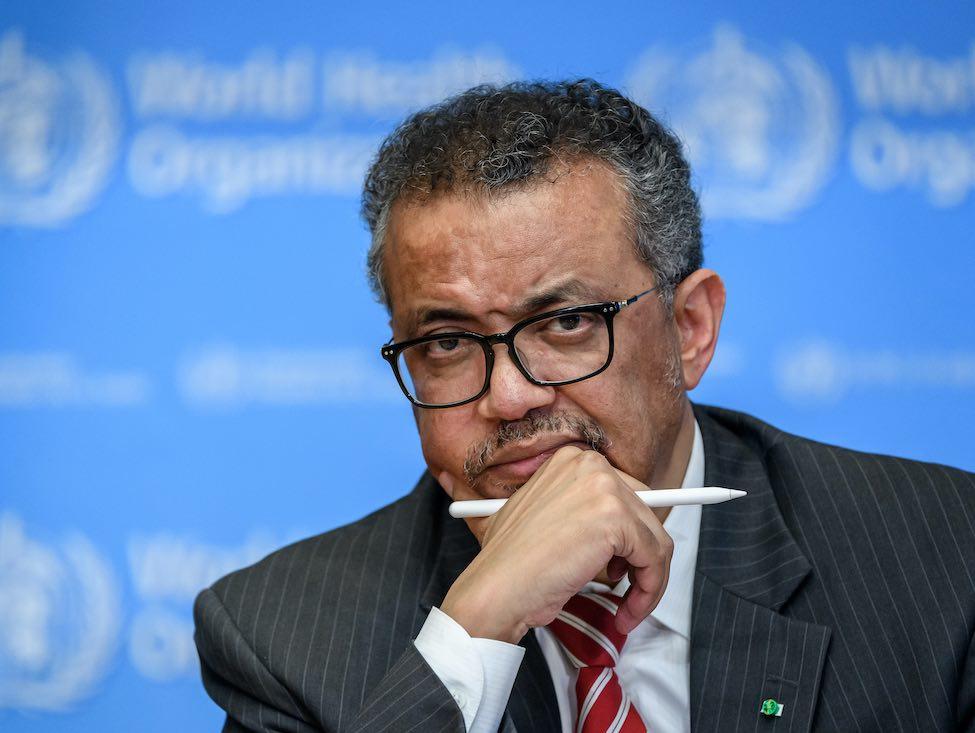 Les États-Unis suspendent leur financement de l'Organisation mondiale de la Santé